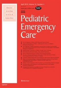 Pediatrics Emergency Care