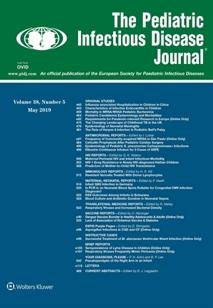 The pediatrics Infectious Disease Journal